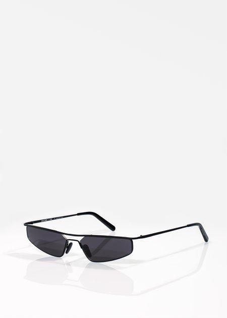 Cmmn Swdn x Ace & Tate Neo Sunglasses - Matte Black