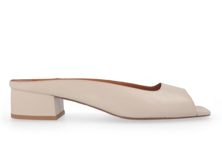 By Far Shoes Irina - White Leather