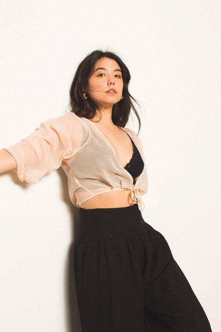 Winsome Shirley Top - Cream