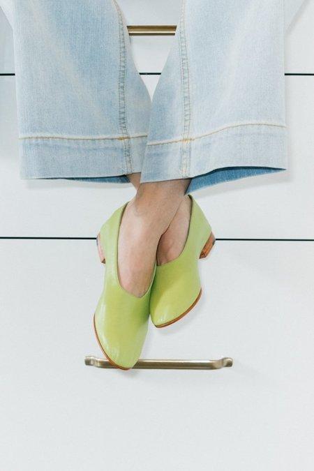 Martiniano Glove Flat Shoe - Grass