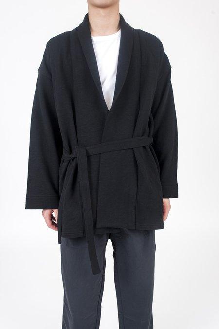 Brandblack Standard Kimono - Black