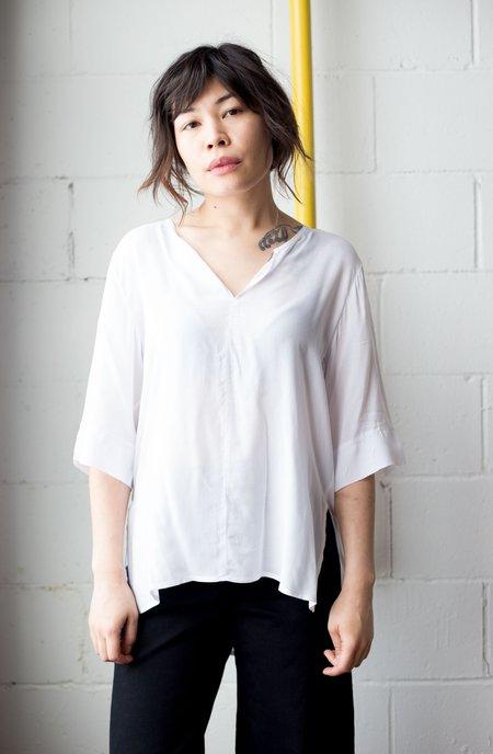 Dagg & Stacey Marwa Blouse - White