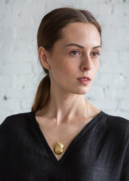 Takara Avant Collar - Gold