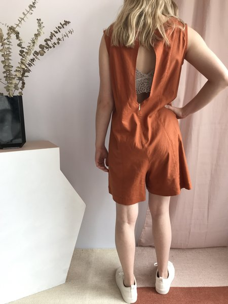 Noémiah Justine One Piece - Rouille