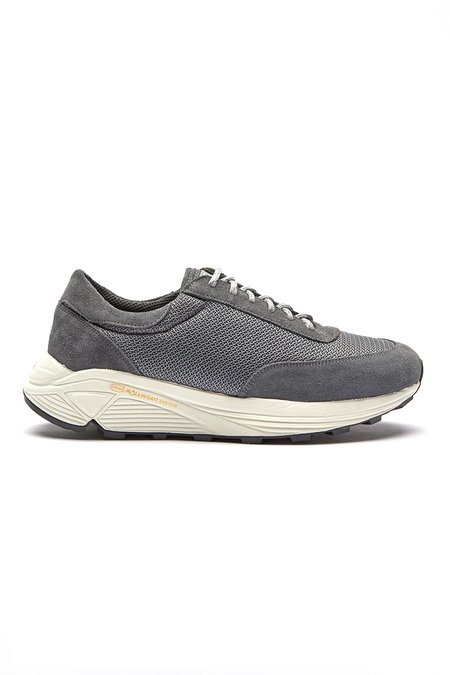 Our Legacy Mono Runner Sneakers - Steel Shark