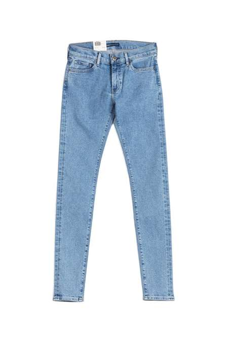 Levi's Made And Crafted Empire Jeans - Pebble Blue