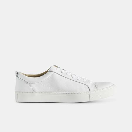 Shoe The Bear Dean Lace-Up Shoe - White