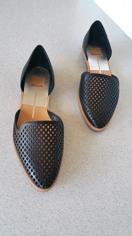 Dolce Vita Laynie Leather Flats