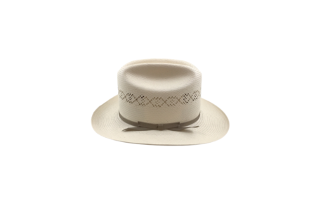 STETSON Open Road 1 Straw Hat - Natural Tan