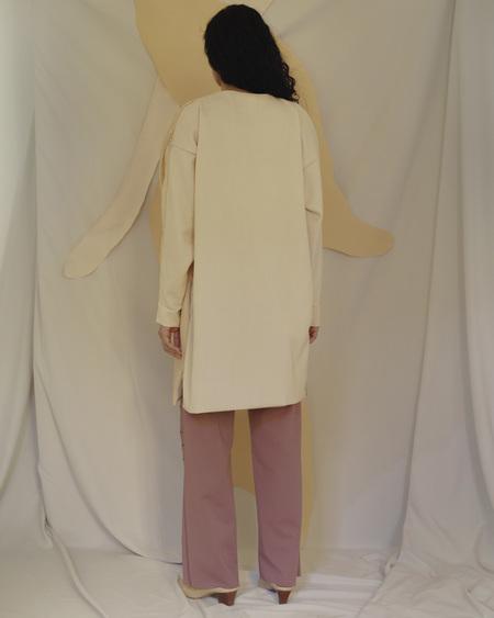 Halo Labels MEMBRANE Jacket - light beige