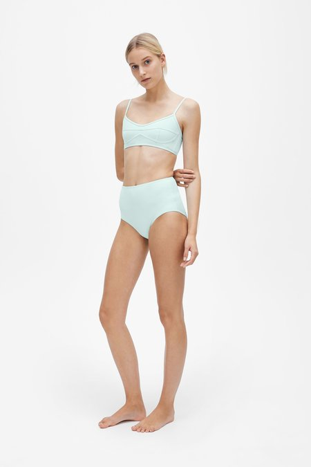 Her Line Suzi Two-piece Set - Cool mint
