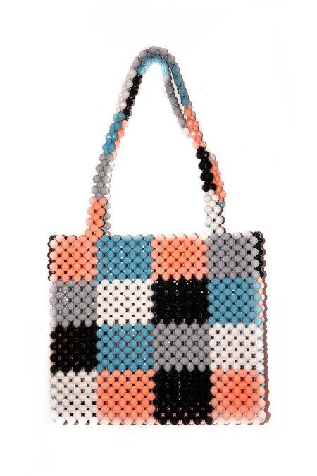 Susan Alexandra Beaded Lisa Bag - Multi