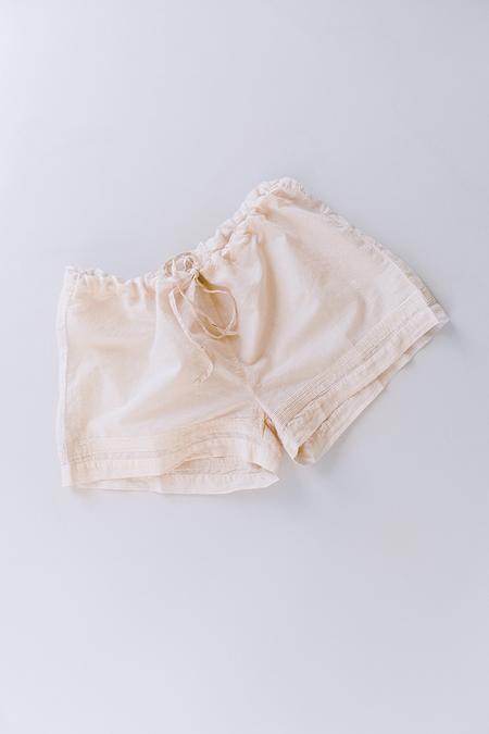 Neem Pajama Short - Pink