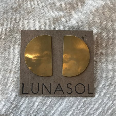 LUNA SOL Lunar Earring