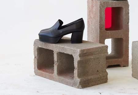Freda Salvador Flare Platform Loafers