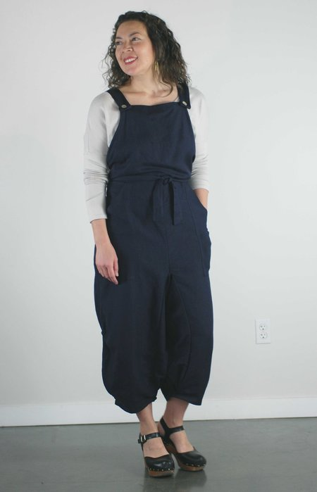 Rebe Lucca Overalls - Midnight