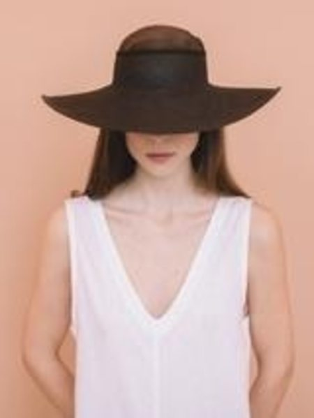 Brookes Boswell Monarch Panama Straw Hat
