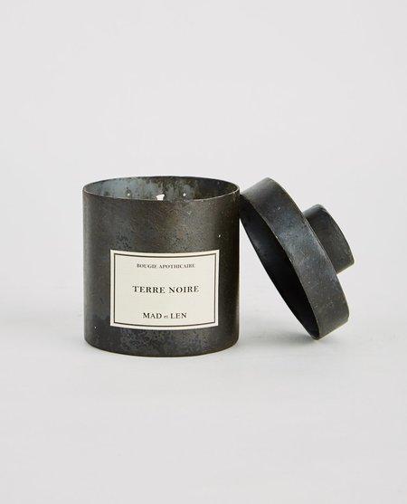 Mad et Len Terre Noire Candle - Black
