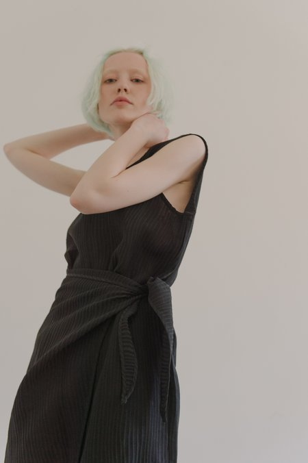 Priory Nett Dress - Black