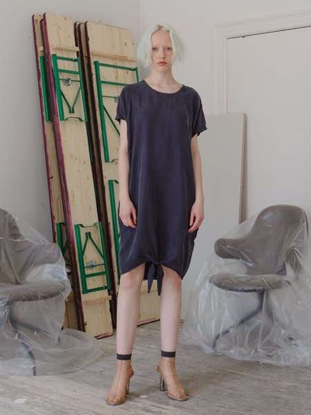 Priory Rinn Dress - Navy