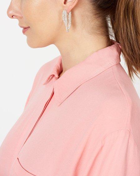 Arielle De Pinto Tiered Cuff Earrings - Silver