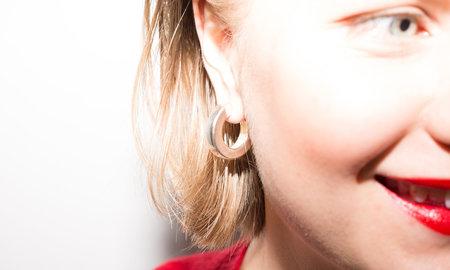 FLRNZ XL Branka Hoop Earrings