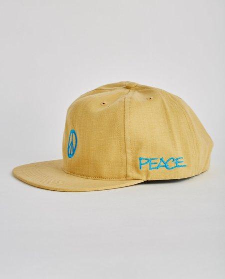 RENT PARTY PEACE HAT - Khaki