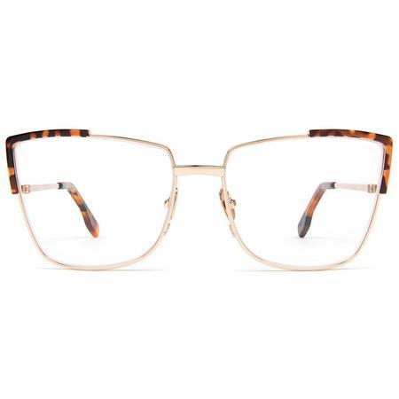 Zanzan Totto Optical Frame - Havana