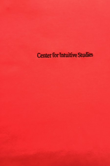 Assembly New York Center for Intuitive Studies T-Shirt - Red