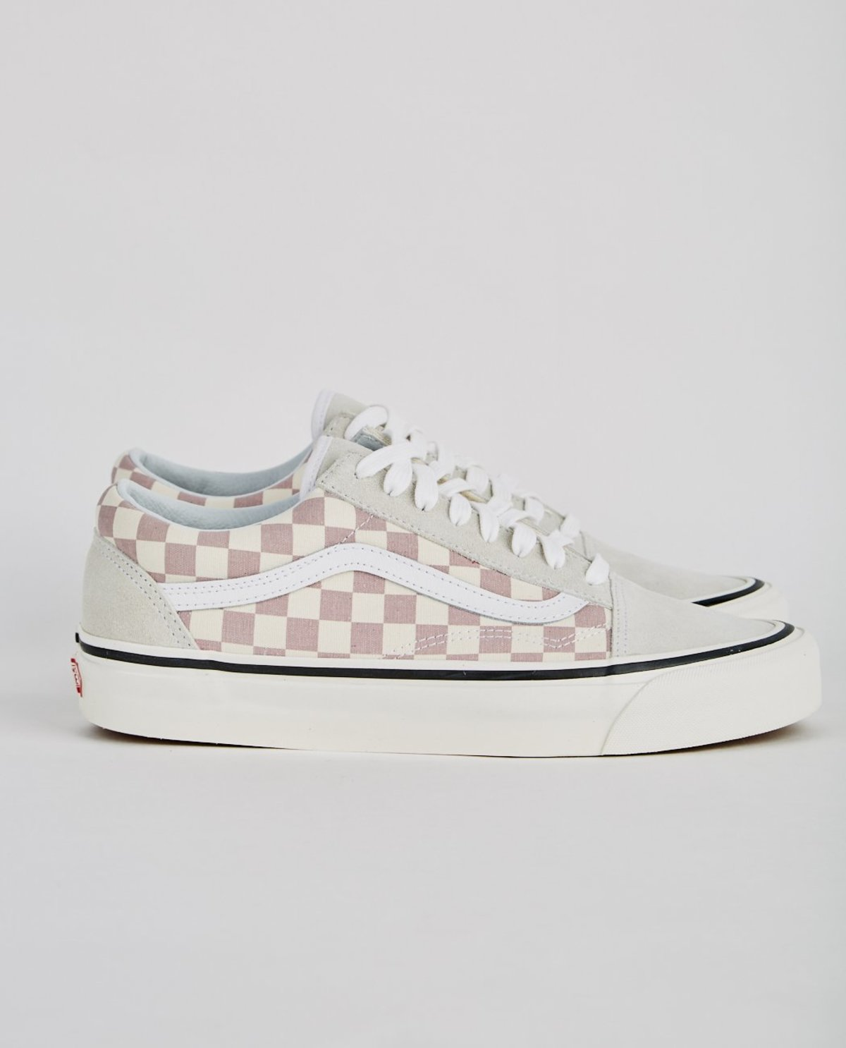 38c15ccea232 VANS AUTHENTIC 36 DX ANAHEIM FACTORY OLD SKOOL - MAUVE CHECKERBOARD ...