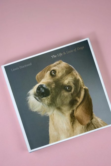 COFFEE TABLE BOOKS THE LIFE AND LOVE OF DOGS BOOK