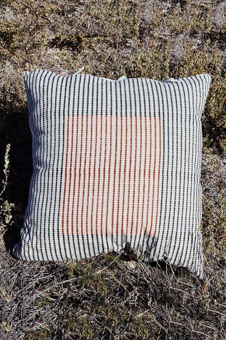 Red Earth & Iron Cushion