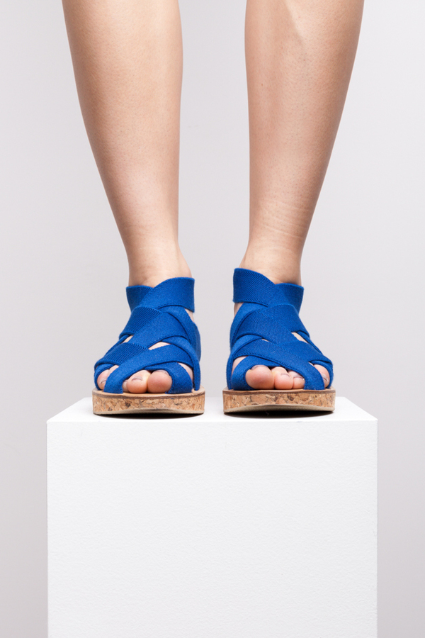 Arielle De Pinto Grecian Sandal