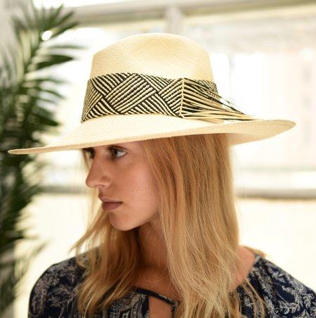 Artesano Tucan Hat - Natural