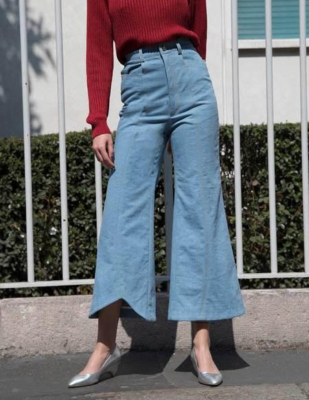 Assel Light Blue Jeans