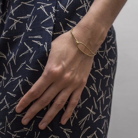 Patsy Kolesar Divine Bracelet - Brass