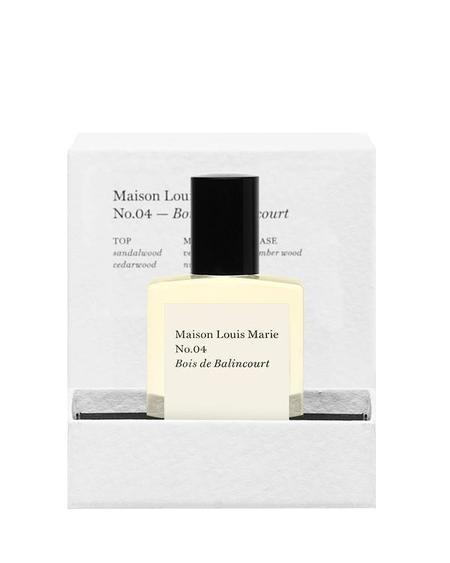 Maison Louis Marie Perfume Oil No. 04 Bois De Balincourt