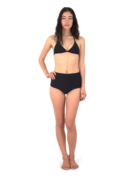 Mollusk Holly Bikini Bottom - Black