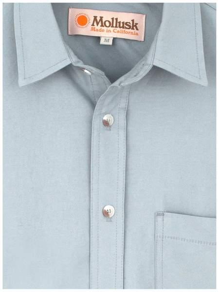 Mollusk One Pocket Shirt - Infinity Blue