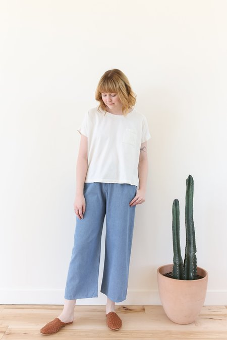 Mollusk Pfeiffer Pants - Light Denim