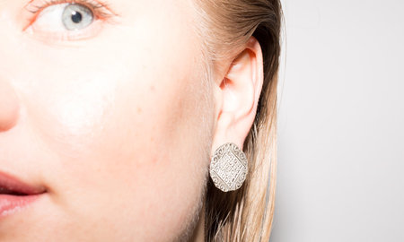 FLRNZ Full Antica Earrings