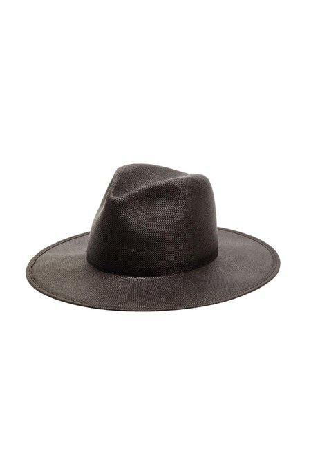 Janessa Leone Monica Hat - Black