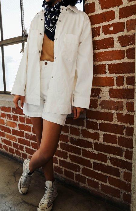Carleen Ardmore Jacket - White