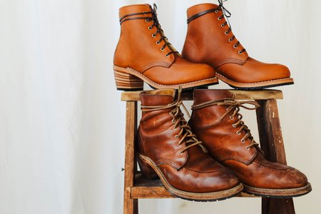 Red Wing Heritage Clara Boots - Oro Legacy
