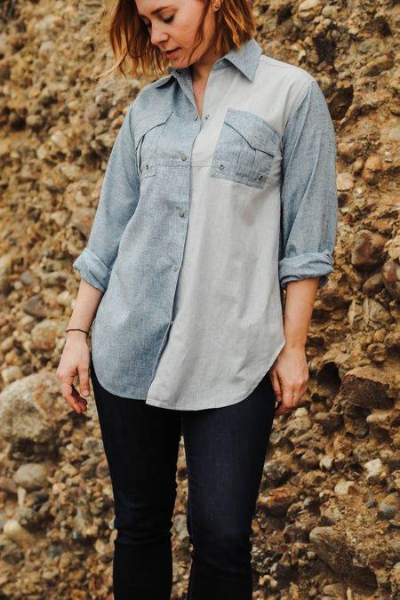 W'Menswear Khadi Field Shirt