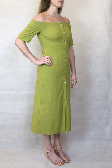 Paloma Wool gia dress - medium green