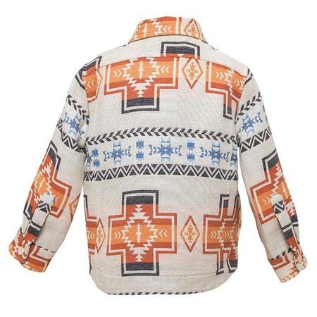 Kids Hopper Hunter by 18 Waits The Weekender - Aztec White