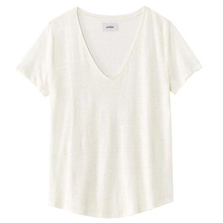 Polder Ronnie T-Shirt - Off-White