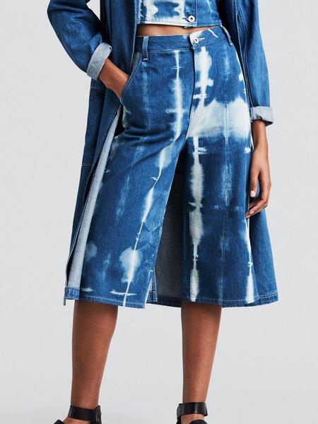 Levis Made & Crafted Summer Culotte - Sky Shibori