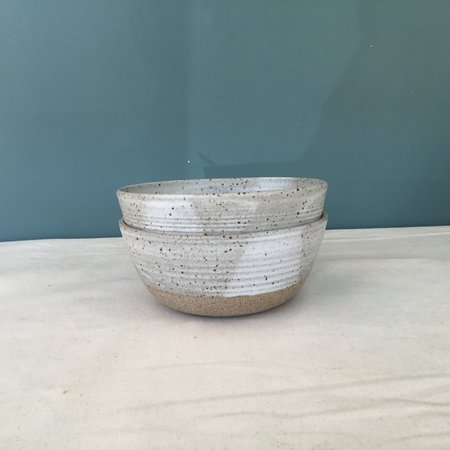 Colleen Hennessey A Set of Two Ramen Bowls